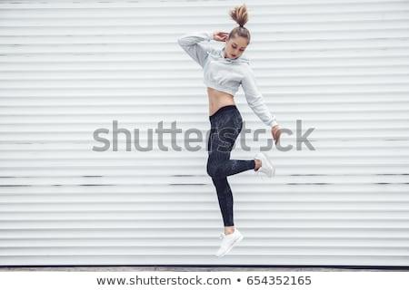 Stock Photo Legs Of Female Teen