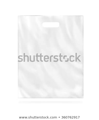 empty bag mockup display vector stock photo © sarts