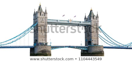 London Bridge stock photo © dirkr