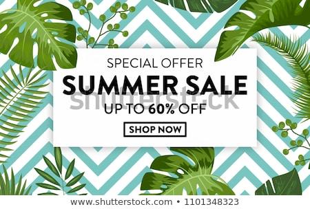 スーパー · 夏 · 販売 · バナー · 急ぐ · 1 - ストックフォト © m_pavlov