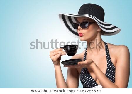goede · gedrag · geslaagd · zakenman · zie · spreken - stockfoto © fisher