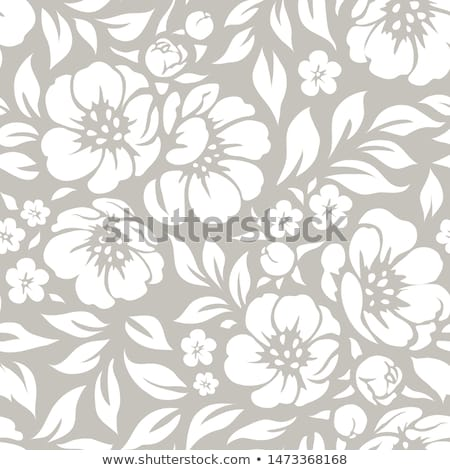 Spring flower bouquet in bloom, abstract floral blossom art back Stock photo © Anneleven