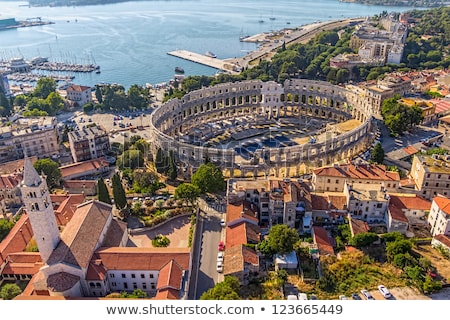 Pula, Croatia  Stock photo © vladacanon