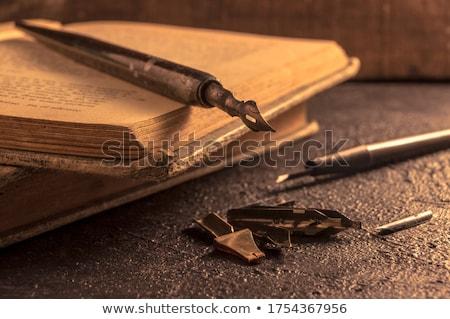 Writing tools. Stock photo © timurock