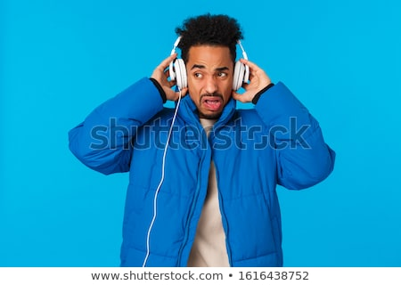 I don't like this song! Stock photo © photography33