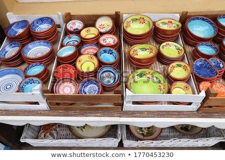 Portuguese souvenir Stock photo © ivonnewierink