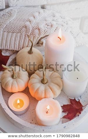autumn decorations stock photo © mkucova