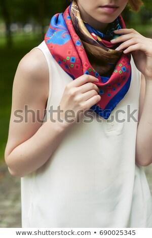 マネキン · 販売 · 冬 · 服 · 女性 · モデル - ストックフォト © ifeelstock
