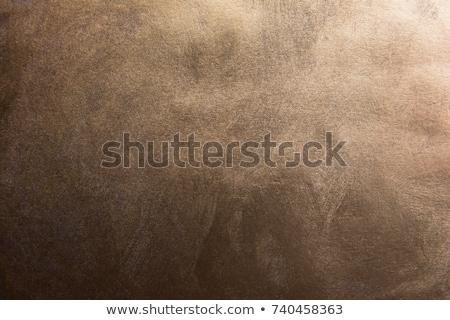 古い 青銅 フレーム 孤立した 白 ストックフォト © Anna_Om