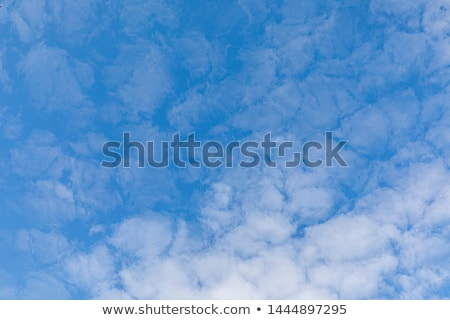 Céu harmônico nuvem estrutura luz beleza Foto stock © meinzahn