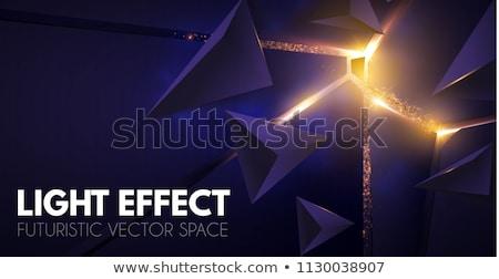 炎のような バースト 現実的な 爆発 抽象的な 光 ストックフォト © arenacreative