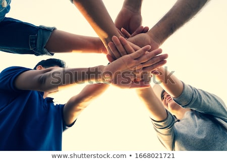 Community Cooperation Stock photo © Lightsource