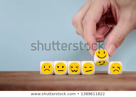 sadness and joy stock photo © stocksnapper