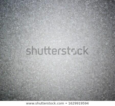 Metal · levha · galvanize · katlanmış · inşaat · duvar - stok fotoğraf © stevanovicigor