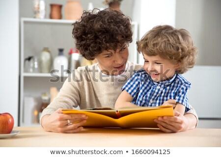 okuma · hokkabazlık · kitap · öğrenci - stok fotoğraf © elgusser