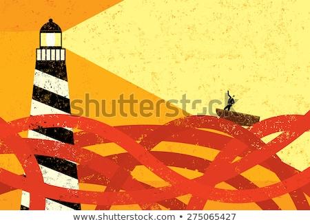 Правительство · американский · бюрократия · символ · икона - Сток-фото © lightsource