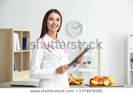 Nutritionist Doctor Stock photo © Lightsource