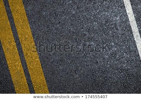 Durdurmak boyalı asfalt yüzey doku soyut Stok fotoğraf © Digifoodstock