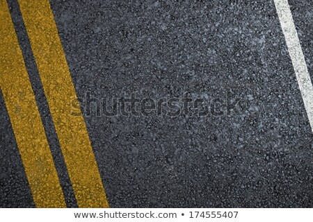 Stop verniciato asfalto superficie texture abstract Foto d'archivio © Digifoodstock