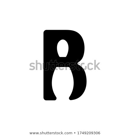List bowling ball biały szkoły tle sportowe Zdjęcia stock © bluering