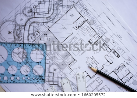 Stock photo: Spatial planning