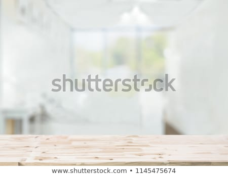 álom fa asztal szó iroda iskola üveg Stock fotó © fuzzbones0