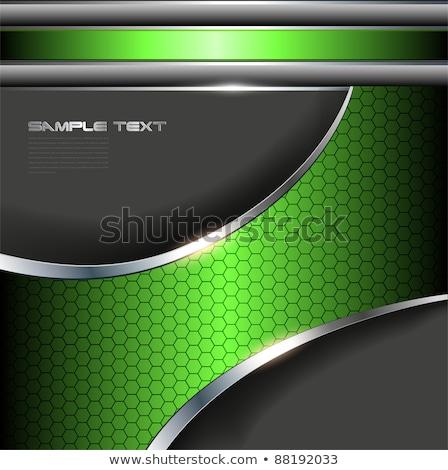 groene · zwarte · bars · abstract · kleur · witte - stockfoto © MONARX3D