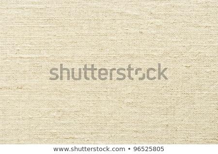 texture of natural burlap cloth Stock photo © OleksandrO