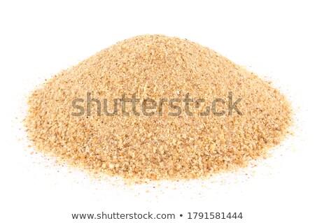 Stock photo: Breadcrumbs