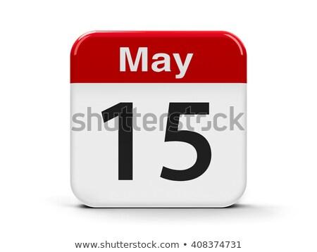 15th May Stock photo © Oakozhan