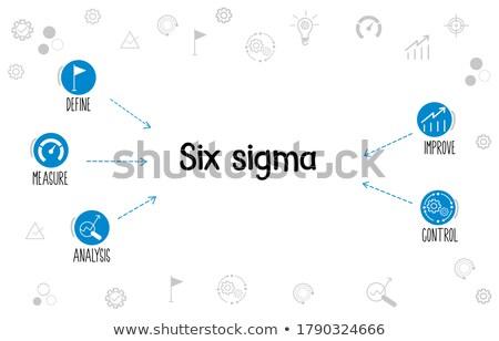 производительность улучшение болван дизайна иконки Сток-фото © tashatuvango