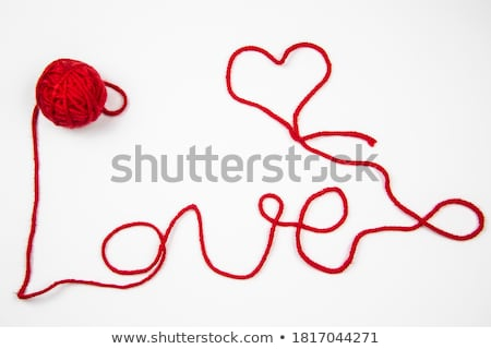 Coil of binding thread Stock photo © digitalr