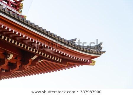 白 · 寺 · 屋根 · 詳細 · 建物 · デザイン - ストックフォト © razvanphotography