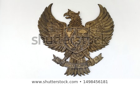 unity in diversity - bhineka tunggal ika indonesian motto Stock photo © vector1st