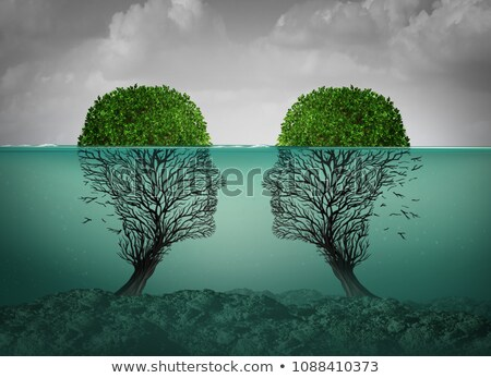 Sinking Relationship Stock photo © Lightsource