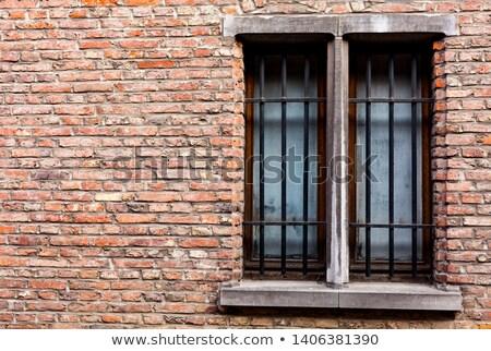 Vieux façade fond détail mur Photo stock © boggy