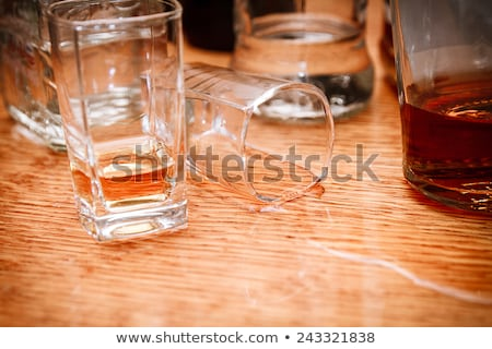 drivers with a bottle alcohol stock photo © vladacanon