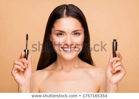 красивой · чистой · косметики · женщину · портрет - Сток-фото © serdechny