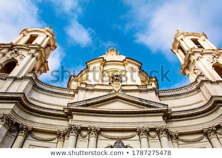 church Sant'Agnese in Agone, Rome Stock photo © borisb17
