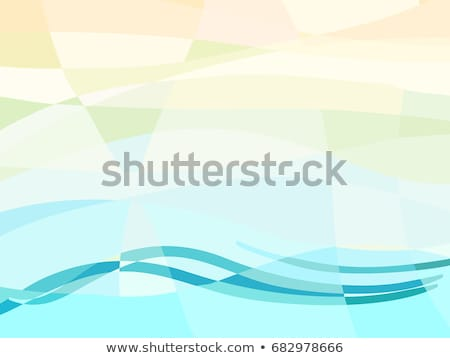 résumé · bleu · eps · vecteur · fichier · affaires - photo stock © beholdereye