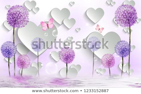 タンポポ · 風 · 花 · 春 · 草 · 庭園 - ストックフォト © hermione