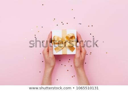 handing out of presents Stock photo © joker