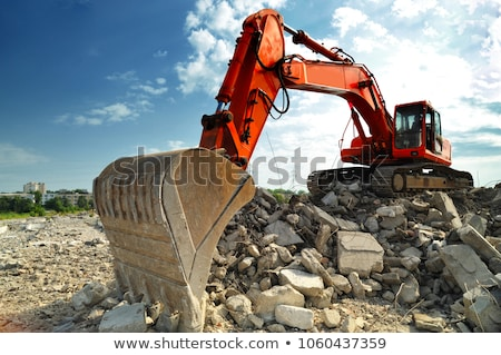 Demolition Stock photo © jamdesign