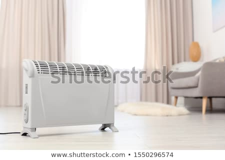 electric heater Stock photo © ozaiachin