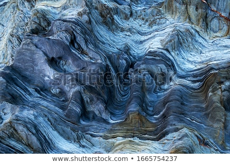 Rock erosion by water Stock photo © emattil