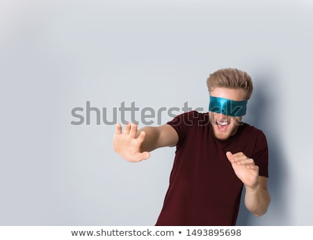 A disoriented man Stock photo © photography33