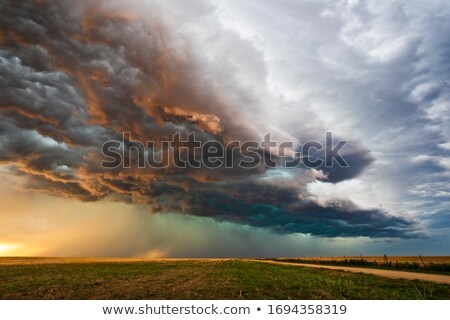 storm approaching stock photo © kornienko