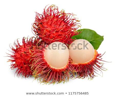 rambutan stock photo © mtkang