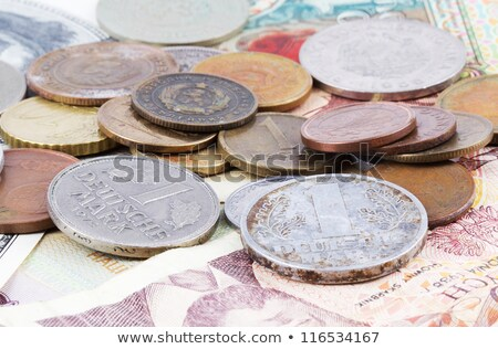 old european coins stock photo © sarkao