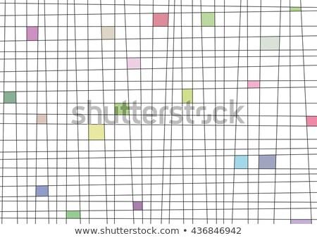 Scribble on white paper Stock photo © stevanovicigor